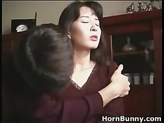 Mom and son taboo